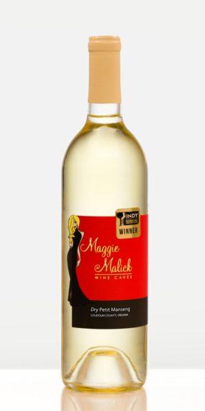 Bottle of Dry Petit Mensang