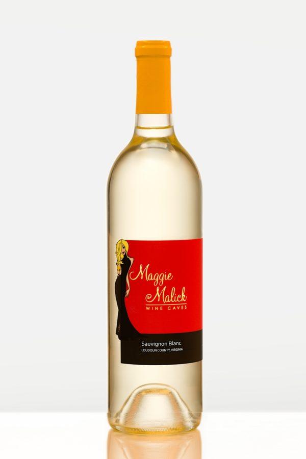 Bottle of Sauvignon Blanc