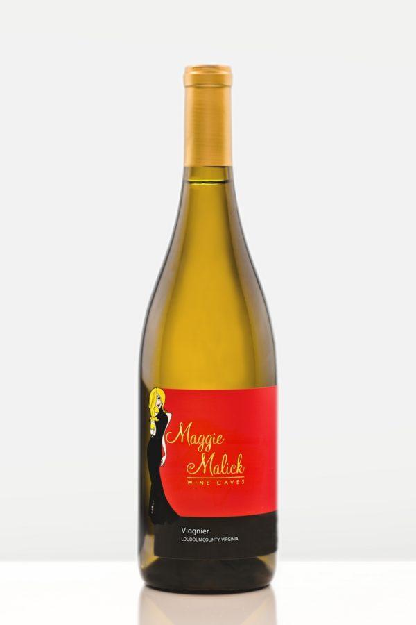 Bottle of Viogier